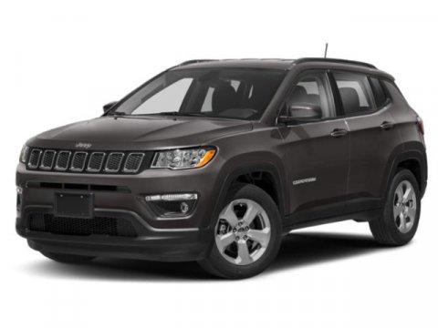 2018 Jeep Compass Sport granite crystal metallic clearcoatBlack V4 24L I4 Automatic 21371 miles