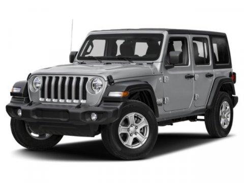2018 Jeep Wrangler Unlimited Rubicon Bright White ClearcoatBlack V4 20L I4 DOHC Automatic 12341