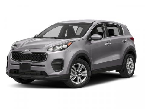 2018 Kia Sportage LX Sparkling SilverBlack V4 24 L Automatic 14467 miles Thank you for your i