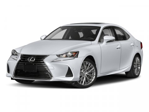 2018 Lexus IS Ultra WhiteBlack V6 35 L Automatic 15 miles  All Wheel Drive  Power Steering