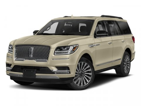 2018 Lincoln Navigator Select White Platinum Metallic Tri-CoatCappuccino V6 35 L Automatic 6 m