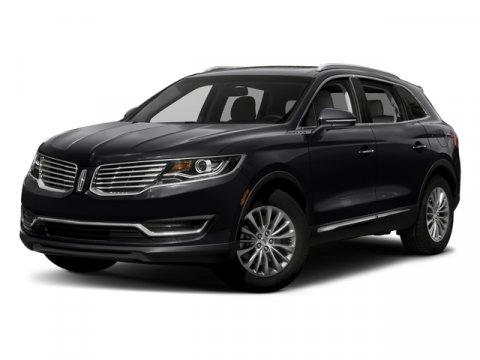 2018 Lincoln MKX Reserve Black VelvetBh Perforated Leather Seats Hazelnut Seats V6 37 L Automat