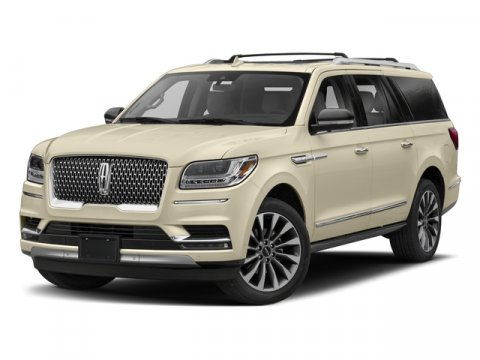 2018 LINCOLN Navigator L Reserve Rhapsody BlueEbony V6 35L V6 Automatic 2 miles Optional equi