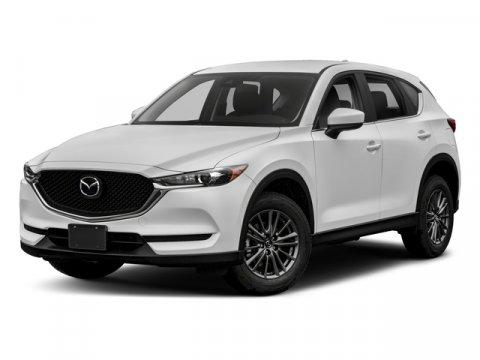 2018 Mazda CX-5 Sport Sonic Silver MetallicBlack V4 25 L Automatic 0 miles Delivers 31 Highwa