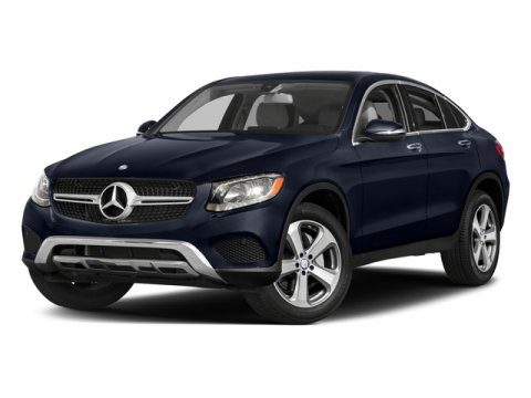 2018 MERCEDES GLC 300 4MATIC COUPE