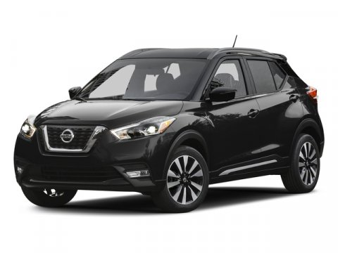 2018 Nissan Kicks SV Super BlackCharcoal V4 16 L Variable 5 miles McGrath