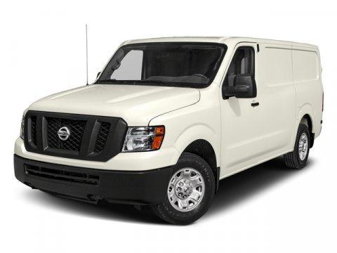 2018 Nissan NV Cargo SV Glacier WhiteGray V6 40 L Automatic 0 miles The 2018 Nissan NV Cargo