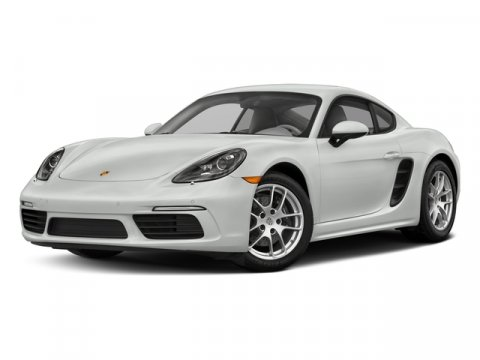 2018 Porsche 718 Cayman MIAMI BLUEBlack V6 20 L Automatic 17 miles The new Cayman is the seq