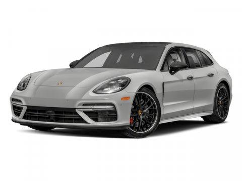 2018 Porsche Panamera Turbo Sport Turismo WhiteLTHR BLKCHALK V8 40 L Automatic 5 miles 0PA