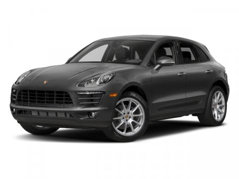 2018 Porsche Macan VOLCANO GREY METALLISTD BLK V4 20 L Automatic 5 miles The face of every m
