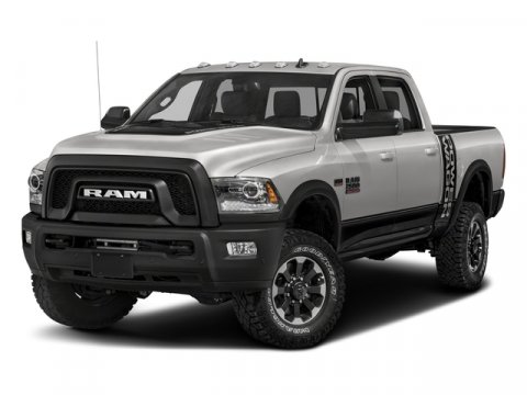 2018 Ram 2500 Power Wagon Brilliant Black Crystal PearlcoatDiesel GrayBlack