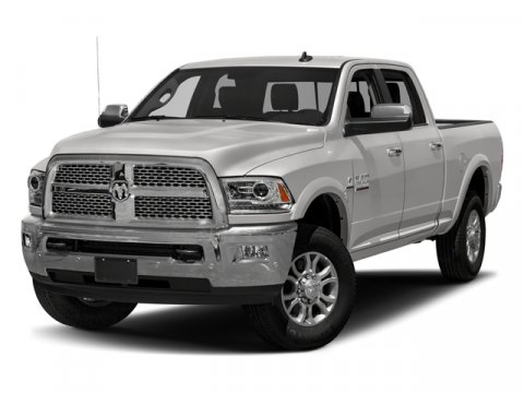 2018 Ram 3500 Laramie Bright White ClearcoatBlack V6 67 L Automatic 0 miles This Ram wont be