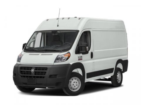 2018 Ram ProMaster Cargo Van 1500 High Roof Bright White ClearcoatBlack V6 36 L Automatic 25171
