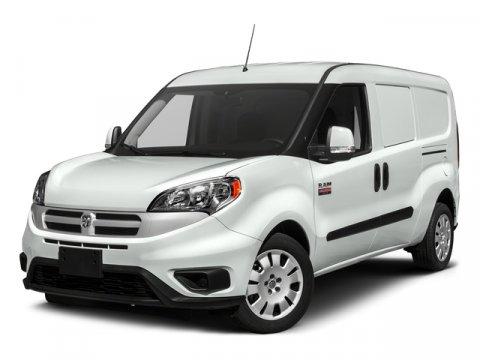 2018 Ram ProMaster City Cargo Van Tradesman SLT Bright WhiteBlack V4 24 L Automatic 2 miles R