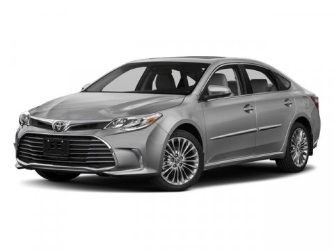 2018 Toyota Avalon Limited Cosmic Gray MicaBlack V6 35 L Automatic 5 miles  99  Front Wheel