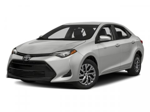2018 Toyota Corolla LE 01F7Classic Silver MetallicBlack V4 18 L Variable 5 miles  ALL-WEATHE