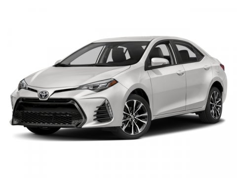 2018 Toyota Corolla XSE 0040Super WhiteBlack V4 18 L Variable 5 miles  XSE PACKAGE  RADIO