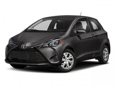 2018 Toyota Yaris L Super WhiteBlackGray V4 15 L Automatic 0 miles  FE  Front Wheel Drive