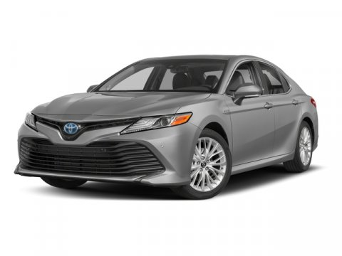 2018 Toyota Camry Hybrid LE 0218Midnight Black MetallicAsh V4 25 L Variable 5 miles  MUDGUAR