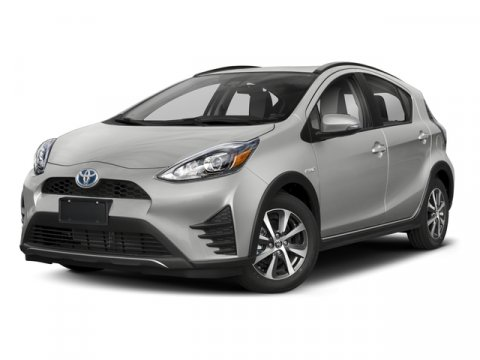 2018 Toyota Prius c One 01F7Classic Silver MetallicBlack V4 15 L Variable 8 miles  ALL-WEATH