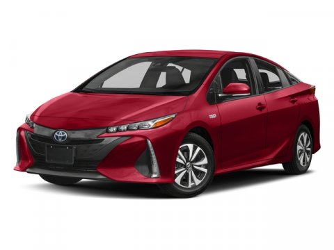2018 Toyota Prius Prime Advanced Hypersonic RedBlack V4 18 L Variable 0 miles  FE  PC  2T