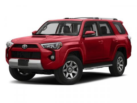 2018 Toyota 4Runner TRD Off Road Premium 08S6Nautical Blue MetallicBlack Graphite V6 40 L Auto