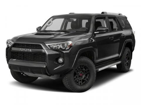 2018 Toyota 4Runner TRD Pro Midnight Black MetallicBlack Graphite V6 40 L Automatic 0 miles