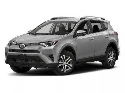 2018 Toyota RAV4 LE Magnetic Gray MetallicBlack V4 25 L Automatic 0 miles  FE  TC  99  TON