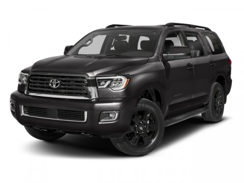 2018 Toyota Sequoia TRD Sport Midnight Black MetallicBlack V8 57 L Automatic 0 miles  FE  99