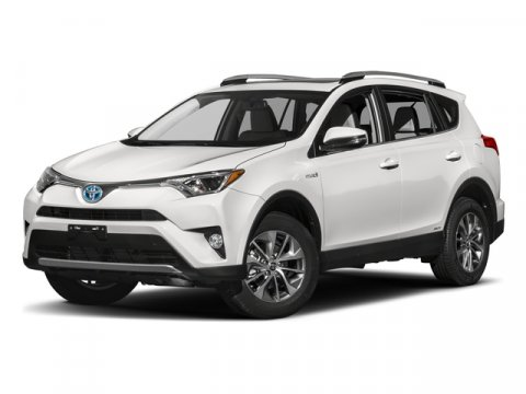 2018 Toyota RAV4 Hybrid LE Super WhiteBlack V4 25 L Variable 0 miles  FE  LE PACKAGE -inc 6