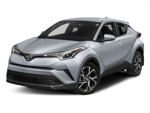 2018 Toyota C-HR XLE 01G3Magnetic Gray MetallicBlack V4 20 L Variable 5 miles  CARGO NET - S