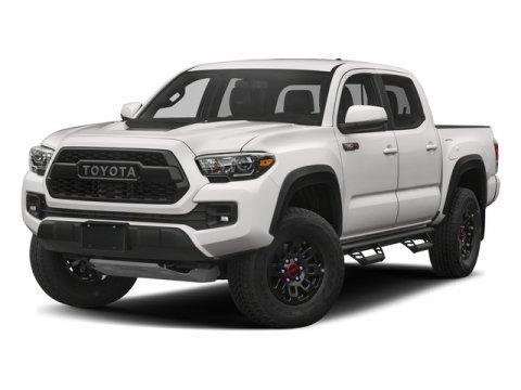 2018 Toyota Tacoma TRD Pro Cavalry BlueBlack V6 35 L Automatic 0 miles  FE  MF  TRD PRO PAC