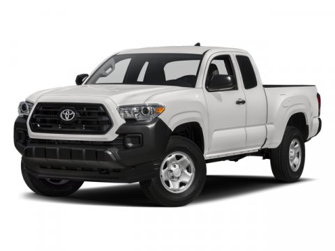 2018 Toyota Tacoma SR Super WhiteCement Gray V4 27 L Automatic 0 miles  D9  FE  DOOR SILL P