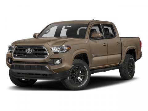 2018 Toyota Tacoma V6 Double Cab SR5 4X4 Magnetic Gray MetallicCement Gray V6 35 L Automatic 1