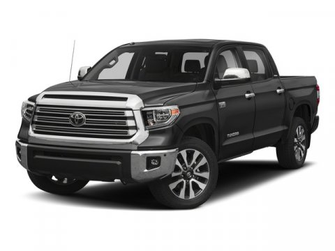 2018 Toyota Tundra Limited 0218Midnight Black MetallicBlack V8 57 L Automatic 5 miles  LIMIT