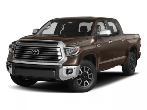 2018 Toyota Tundra 1794 Edition 01G3Magnetic Gray MetallicBrown V8 57 L Automatic 5 miles  R