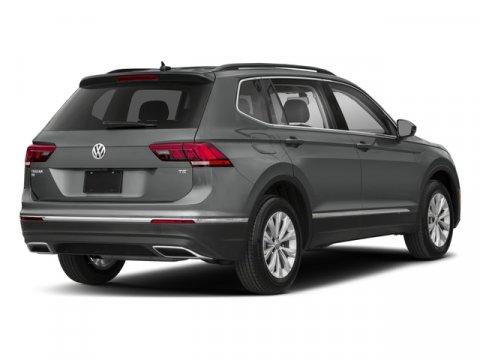 2018 Volkswagen Tiguan SEL Premium Pure WhiteBlack V4 20 L Automatic 10 miles New Price 4
