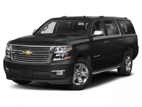 2019 Chevrolet Suburban LT BlackJet Black V8 53L Automatic 1 miles  LUXURY PACKAGE includes a