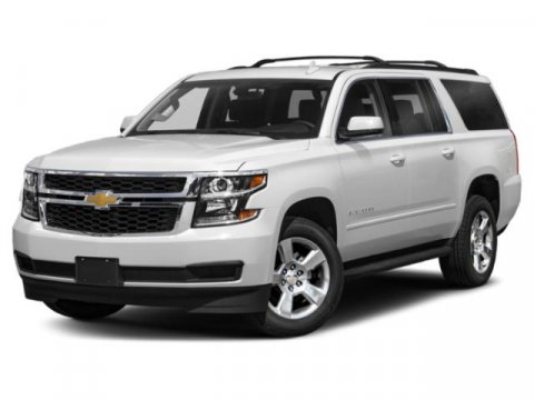 2019 Chevrolet Suburban LS Shadow Gray MetallicJet Black V8 53L Automatic 0