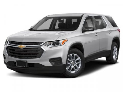 2019 Chevrolet Traverse LS Satin Steel MetallicJet Black V6 36L Automatic 0