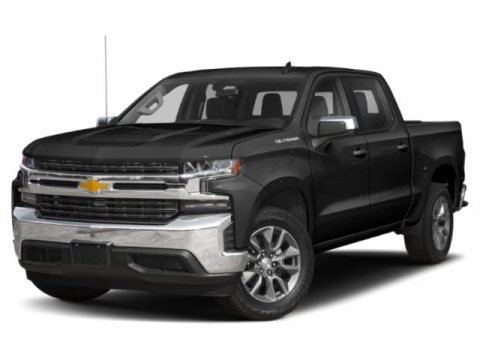2019 Chevrolet Silverado 1500 LT Trail Boss Summit WhiteJet Black V8 53L Aut