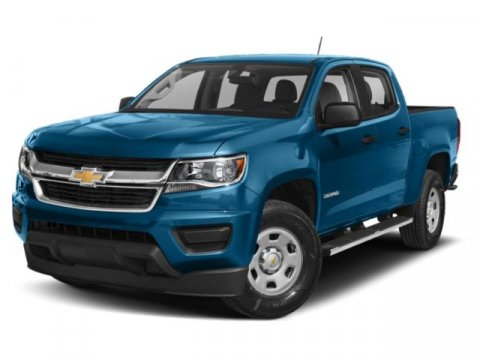 2019 Chevrolet Colorado 2WD LT Shadow Gray MetallicJet Black V6 36L Automati