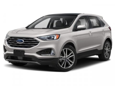 2019 Ford Edge Titanium Magnetic MetallicCeramic V4 20 L Automatic 12 miles  J7 PC 301A 999 4