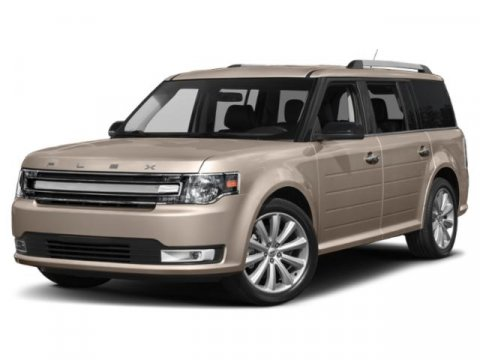 2019 Ford Flex Limited Gray V6 35 L Automatic 16665 miles Boasts 22 Highway MPG and 16 City MP