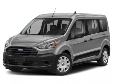 2019 Ford Transit Connect Van XL White V4 20 L Automatic 25 miles  Front Wheel Drive  Power