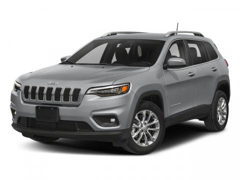 2019 Jeep Cherokee Latitude Plus Granite Crystal Metallic ClearcoatBlack V4