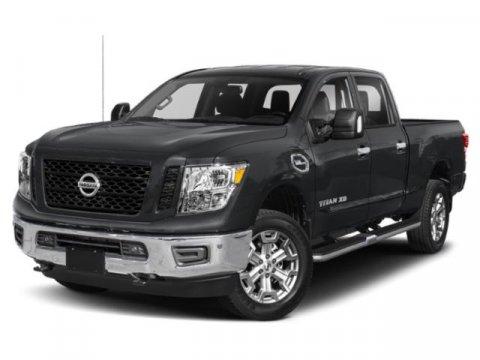 2019 Nissan Titan XD S Magnetic Black MetallicBlack V8 56 L Automatic 11 miles  K01 S UTILIT