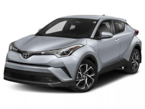 2019 Toyota C-HR XLE Blue Eclipse MetallicBlack V4 20 L Variable 0 miles  FE  99  Front Whe