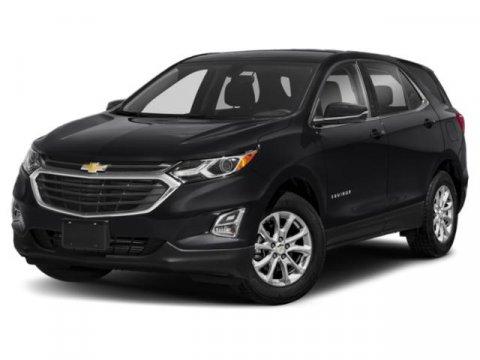 2020 Chevrolet Equinox LS Summit WhiteMedium Ash Gray V4 15L Automatic 0 mi