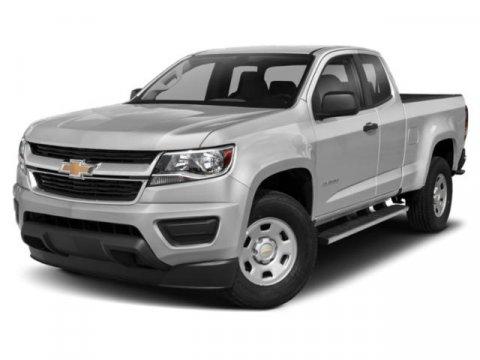 2020 Chevrolet Colorado 2WD Work Truck Summit WhiteJet BlackDark Ash V6 36L